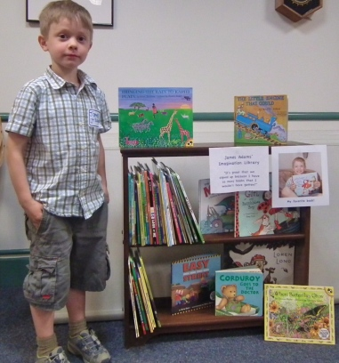 Jamie's 60 volume Imagination Library Collection